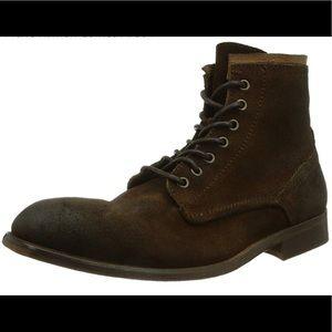 H by Hudson Osborne Suede Dip Dye Shoe US size 10
